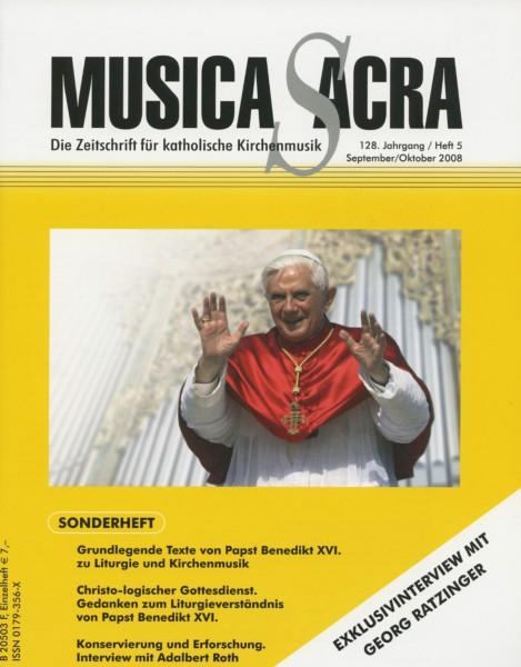 Ein Papst für die Kirchenmusik