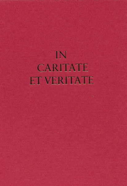 Band 08 In caritate et veritate - Kirchenmusik und Liturgie