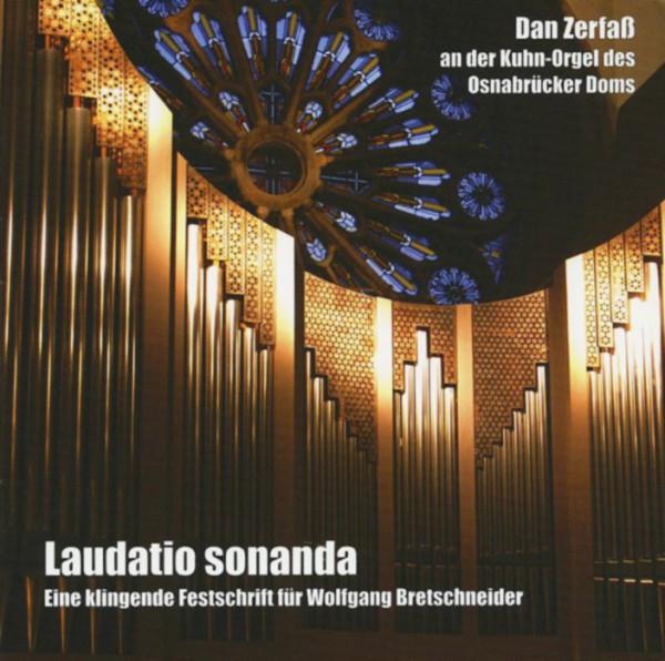 Laudatio sonanda - Eine klingende Festschrift für Wolfgang Bretschneider