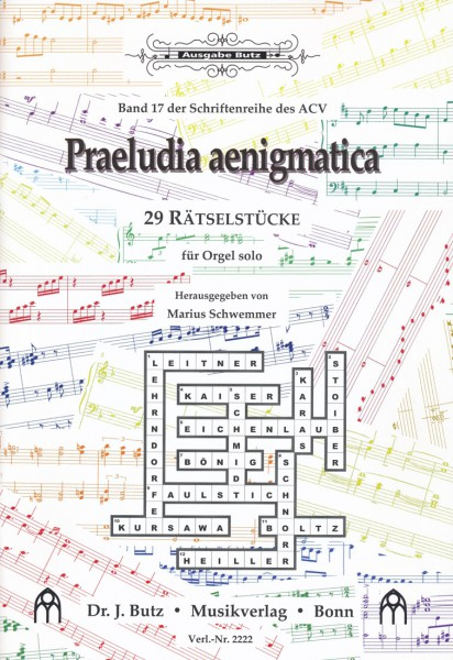 Band 17 Praeludia aenigmatica