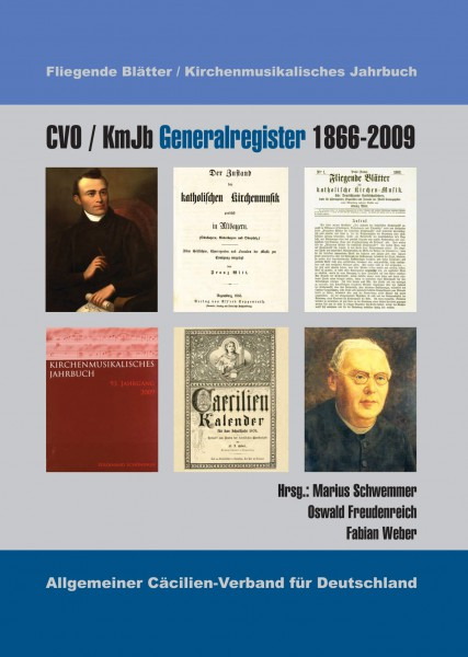 Band 20 CVO / KmJb Generalregister