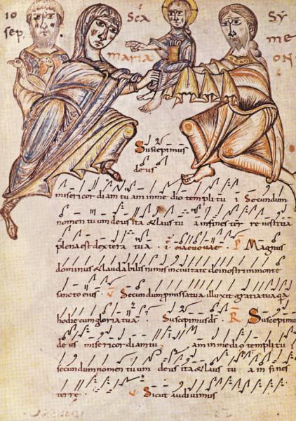 86 Tropi antiphonarum ad Introitum usui liturgico accommodati