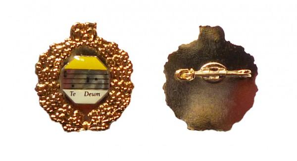 Ehrennadel mit Goldkranz 65