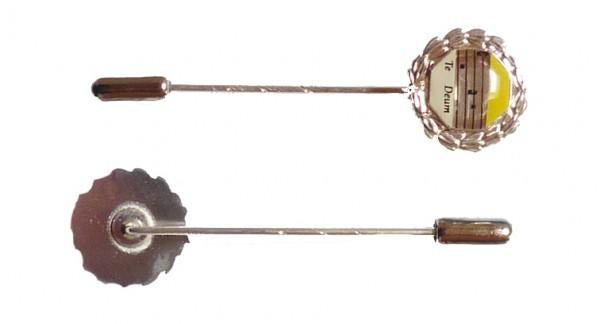 Ehrennadel mit Silberkranz (Lange Nadel)