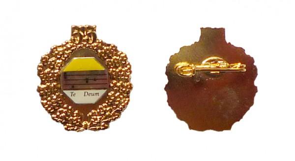 Ehrennadel mit Goldkranz 55