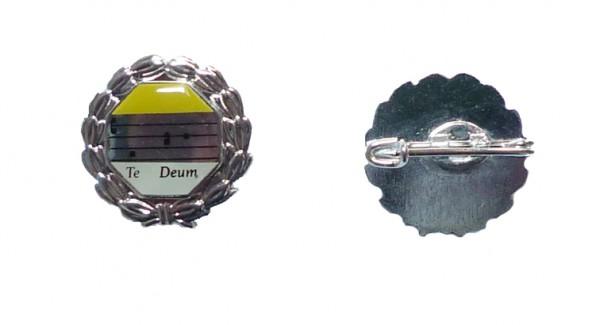 Ehrennadel mit Silberkranz (Sicherheitsnadel)