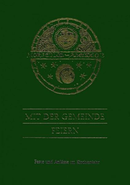 Band 3 Feste und Anlässe im Kirchenjahr (Gemeindebuch)