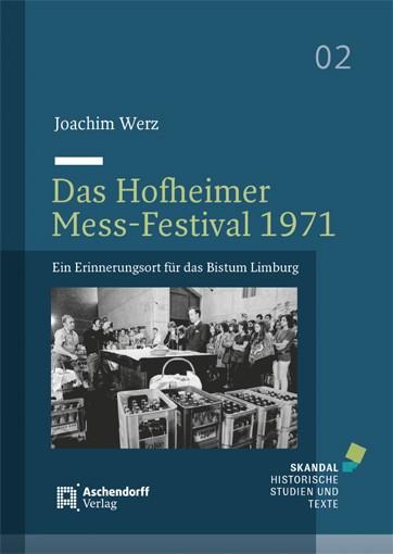 Band 32 Das Hofheimer Mess-Festival 1971