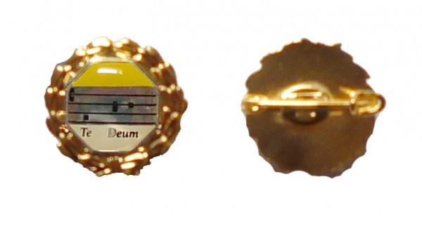 Ehrennadel mit Goldkranz (Sicherheitsnadel)