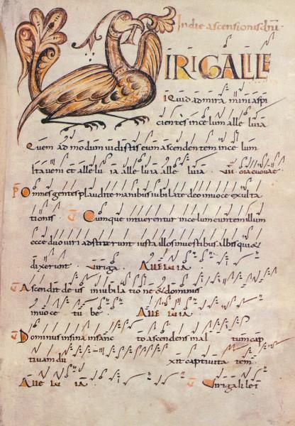 Band 14 Das gregorianische Alleluia der heiligen Messe